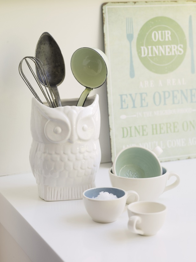 Laura Ashley owl
