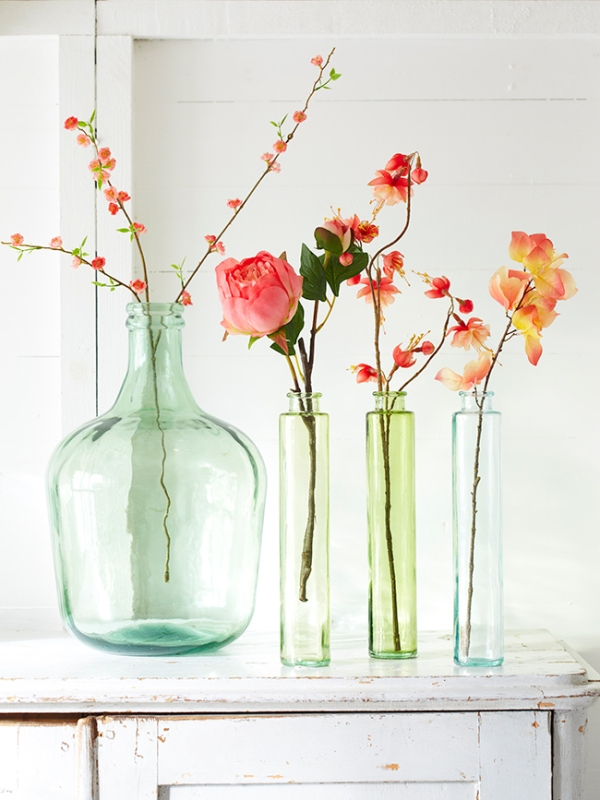 Dobbies glass vase | Style Made Simple
